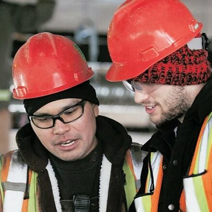 Targeted at experienced workers, this workshop provides late-term apprentices, journeyworkers, foremen and above with the leadership skills, strategies and essential tools to mentor and effectively transfer their knowledge and skills to new workers on the jobsite.